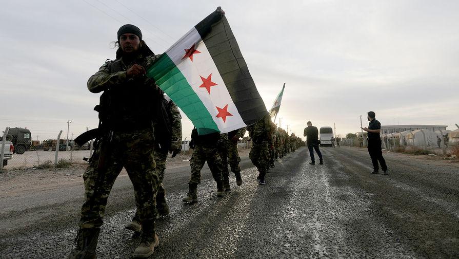 Турецкие войска захватили важный населенный пункт в Сирии