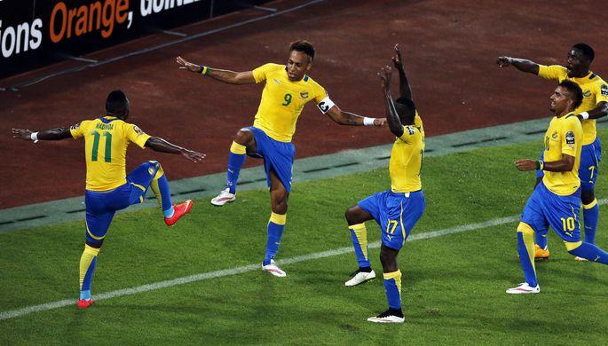 Сборная Габона на домашнем Кубке Африки постарается выступить максимально ярко
