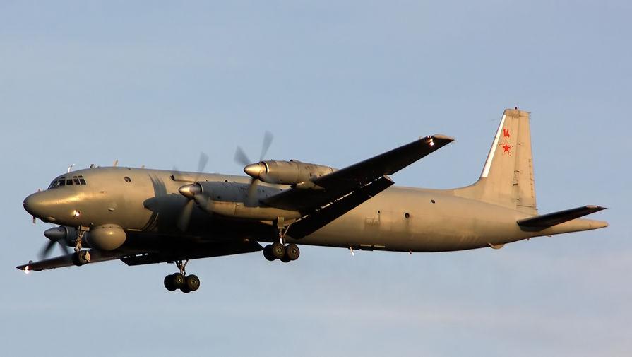 Ил-38 отработали уничтожение подлодок в ходе учений на Камчатке