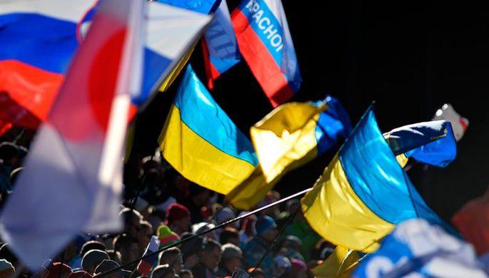 Российские биатлонистки продолжат карьеру в составе сборной Украины