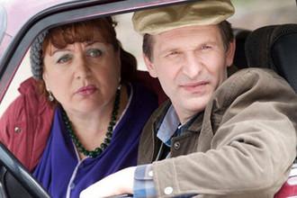 Кадр из сериала «Сваты 2» (2009)