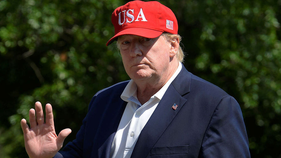 Трамп назвал РФ потенциальным противником США