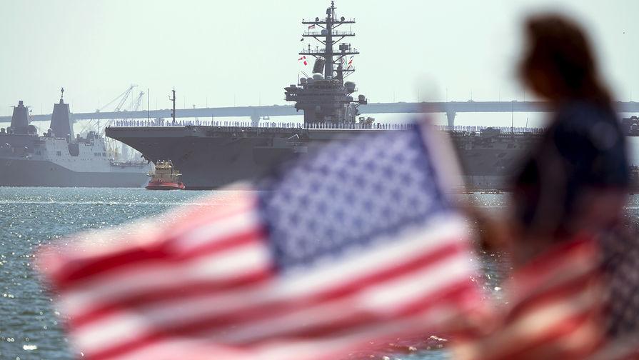 CNN: США отправят военный корабль в Черное море