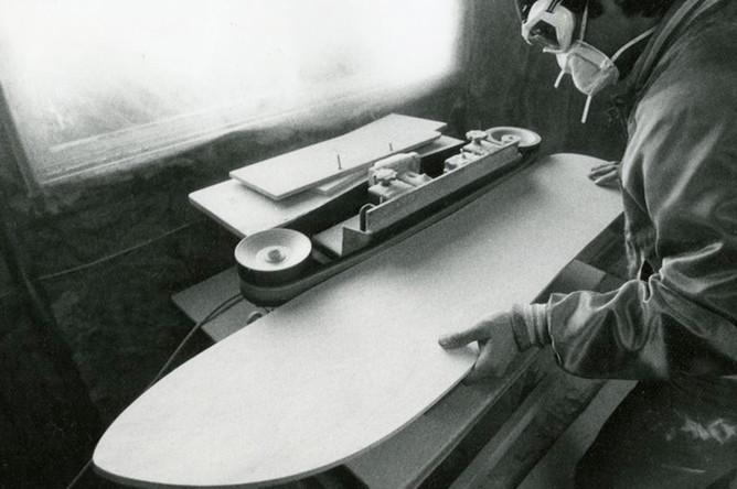 Джейк Бертон помог создать современный сноуборд