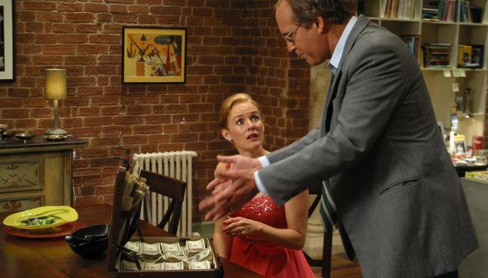 Кадр из фильма «Безумные деньги» (2005)