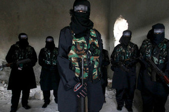 МВД: ИГ стягивает боевиков к границам РФ
