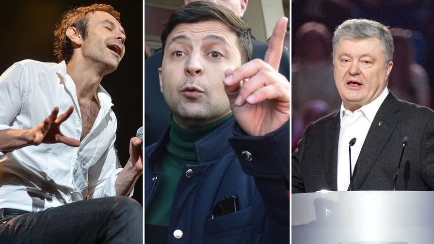 Известный украинский певец заявил о своем намерении поехать на Евровидение 2019 картинки