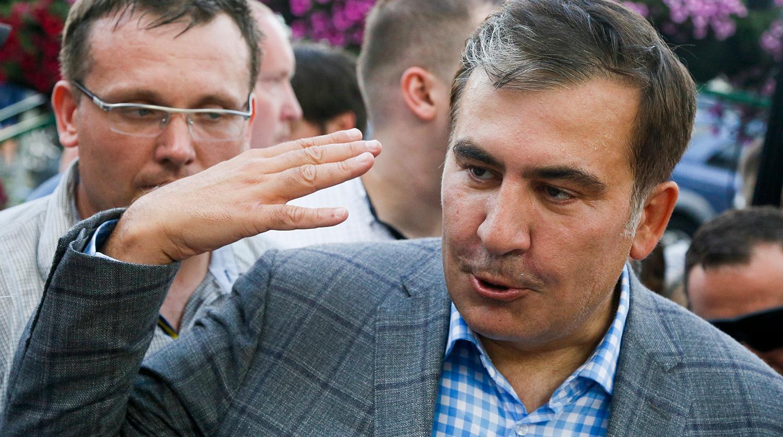 Саакашвили раскритиковал текущее состояние Украины