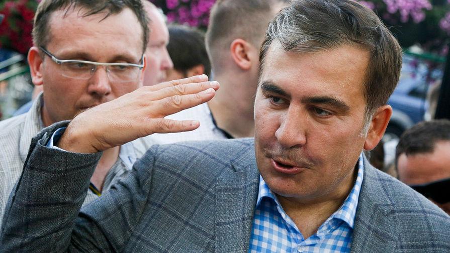 Саакашвили открестился от личных конфликтов с обматерившим его Аваковым