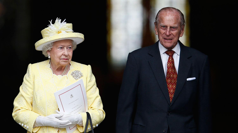 Чертова амеба»: принц Филипп празднует 98-й день рождения - Газета.Ru