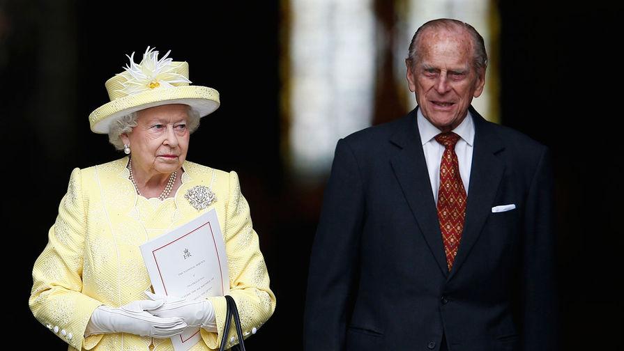 В Букингемском дворце рассказали о состоянии Елизаветы II после смерти мужа