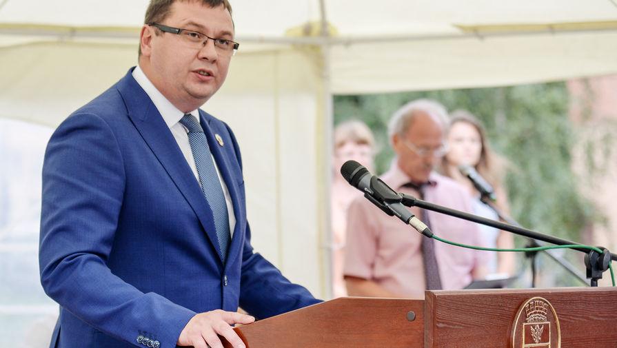 Ректор Воронежского государственного технического университета Сергей Колодяжный