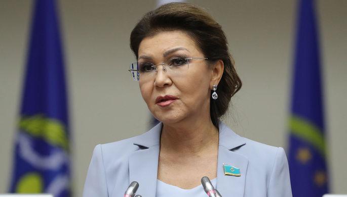 Благодарность за работу: Токаев уволил дочь Назарбаева