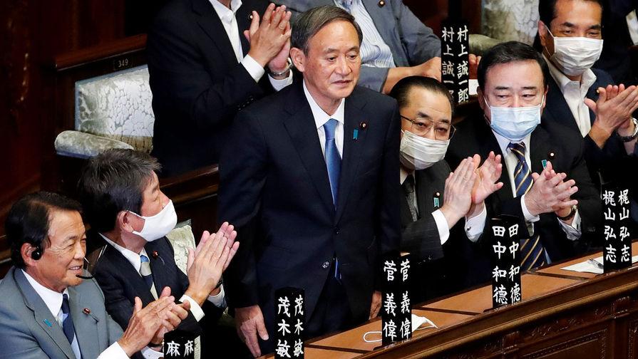 По заветам Абэ: в Японии объявлен новый состав правительства