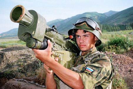 Российская 201-я военная база в Таджикистане будет существовать как минимум до 2042 года