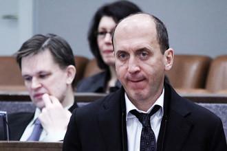 Сенатор Виталий Малкин, у которого Алексей Навальный обнаружил израильское гражданство, добровольно сдал мандат