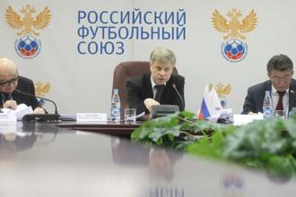 Заседание исполкома РФС. Декабрь 2012 года