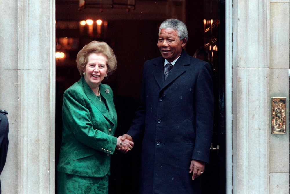 the problems and leadership skills of margaret thatcher and barack obama