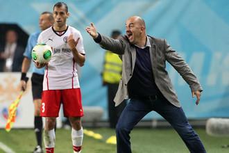 Станислав Черчесов в нестабильном «Амкаре» добился хороших результатов
