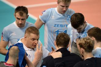 Казанский «Зенит» обыграл «Мачерату» в матче Лиги чемпионов
