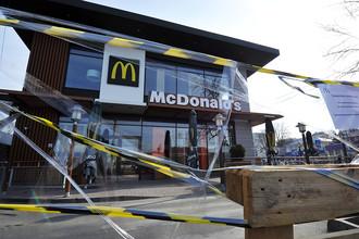 «Макдоналдс» попросили уйти