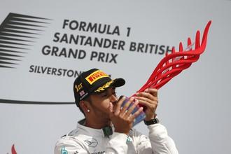 Развязка девятого этапа чемпионата «Формулы-1» — Гран-при Великобритании