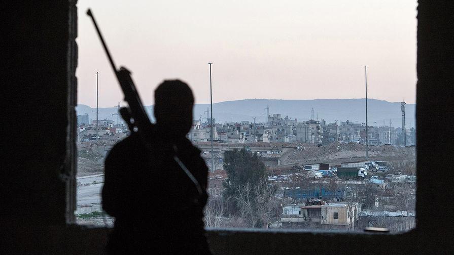 Источник: британская разведка предложила сотрудничество террористам в Сирии