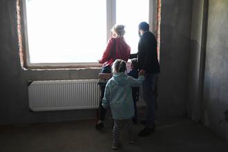 У папы в долг: на что россияне покупают жилье