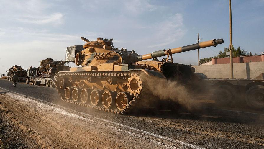 Готовы к войне: Турция перебросила танки на границу с Грецией