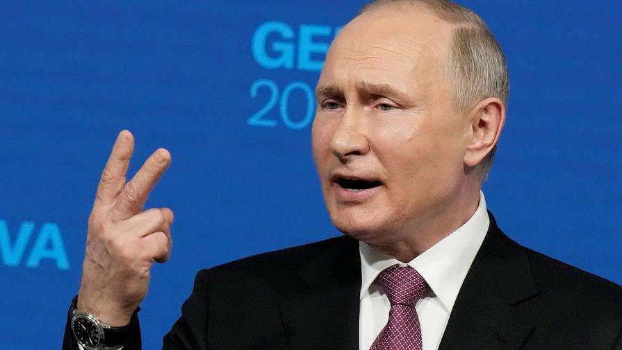 В Госдуме рассказали, чем Путин лечит русофобию Запада