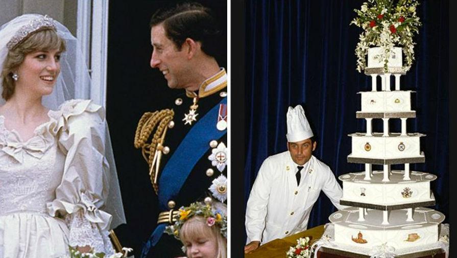 Свадьба Леди Дианы Спенсер и принца Уэльского, 29 июля 1981 года
