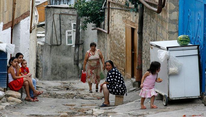 Жизнь на Кавказе: безработные залезают в кредиты