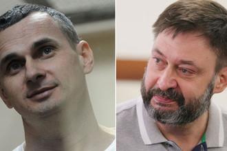 Сенцов, Вышинский и моряки: кого обменяют Украина и Россия