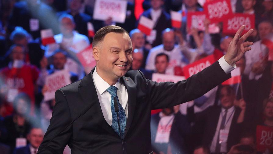 Президент Польши назвал РФ врагом свободы