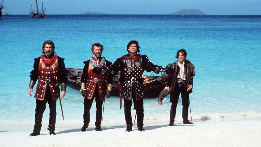 Кадр из фильма «Христофор Колумб: Завоевание Америки» (1992)