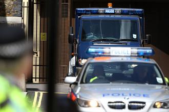 Обвиняемый в убийстве британского солдата в Лондоне, предстал перед судом