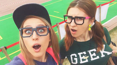 YouTube опубликовал список самых влиятельных девушек-блогеров