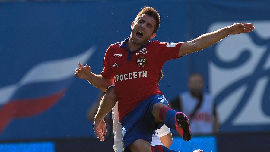 В перерыве матча с «Локомотивом», против которого он всегда смотрелся ярко, Зоран Тошич попрощается с болельщиками ЦСКА