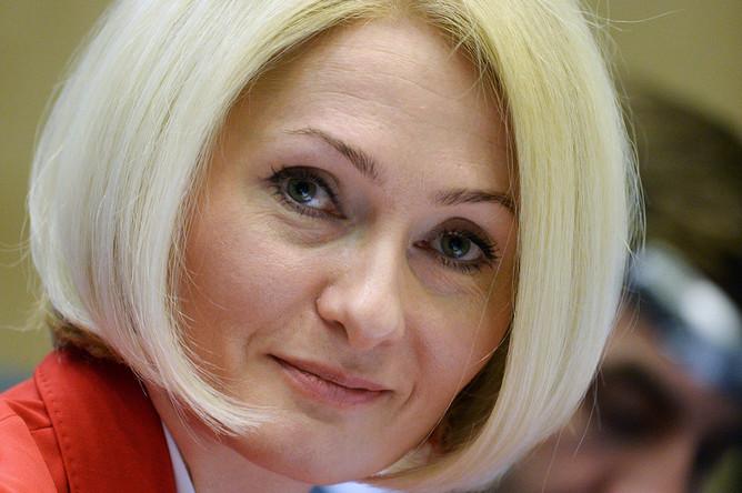 Вице-премьер Виктория Абрамченко