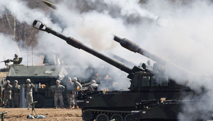 «Фантастически круто»: в США сбили из гаубицы «российскую ракету»