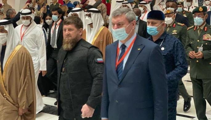 «Можешь гордиться!»: Кадыров обратился к вице-премьеру Украины
