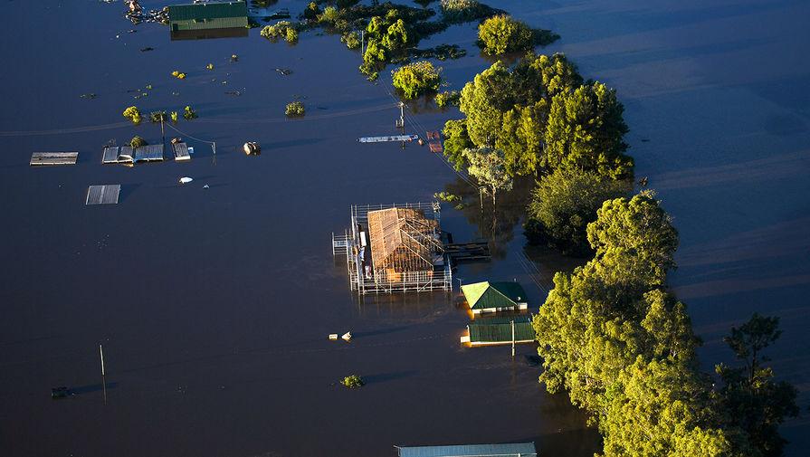 Последствия наводнения в Австралии, 24 марта 2021 года