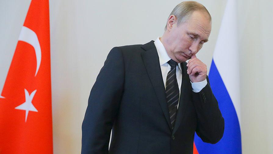В Кремле проходят переговоры Владимира Путина и канцлера ...