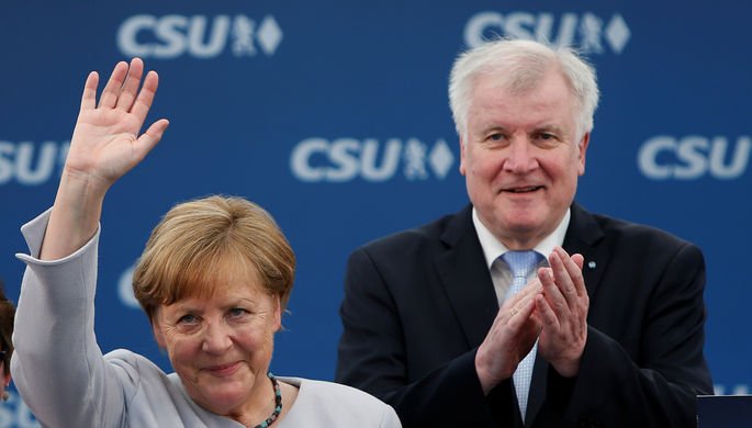 Новое правительство Германии сформируют к марту