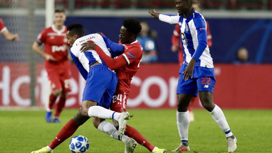 «Порту» стал финалистом Кубка португальской лиги