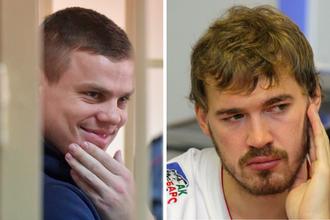Дмитрий Обухов и Александр Кокорин