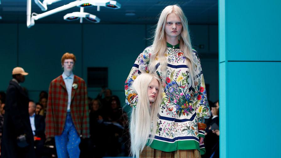 Gucci отменит показ в США из-за коронавируса