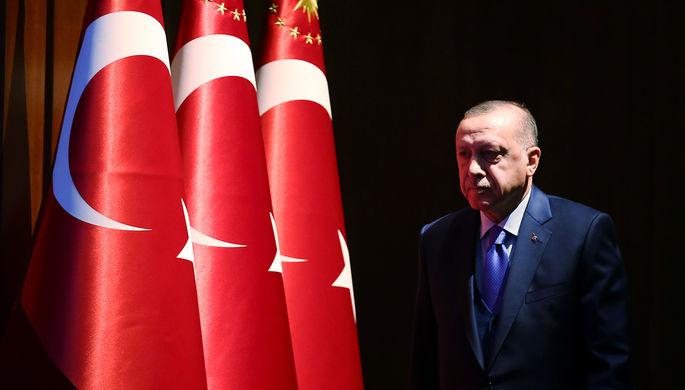 Абсолютное превосходство: кто остановит Эрдогана в Сирии