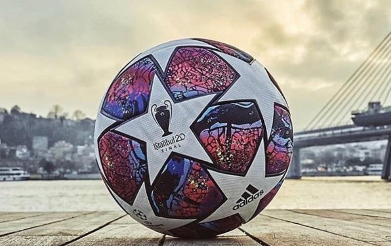 Футбольный мяч финала ЛЧ