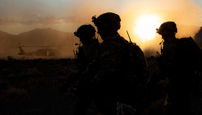 Первый удар Байдена: США атаковали объект Ирана в Сирии